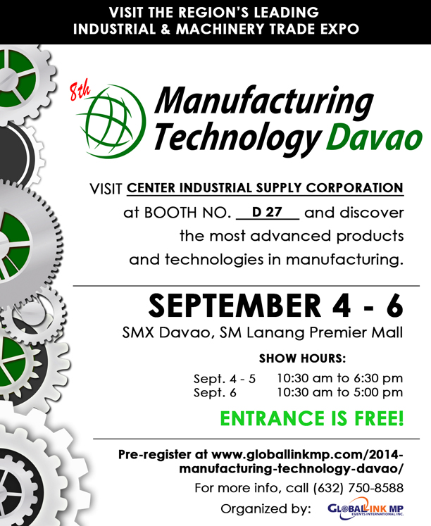 Visit The Region's Leading Industrial & Machinery Trade Expo