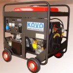 Engine Driven Welder Kovo EW320D