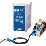XD350S 500S CO2/MAG Automatic Welding Machine