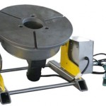 Low Load Positioning Equipment (LLPE) Positioner with Center Hole LLP-50H & LLP-150H